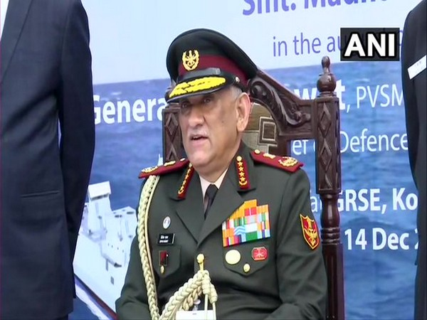 Chief of Defence Staff General Bipin Rawat (File Photo)