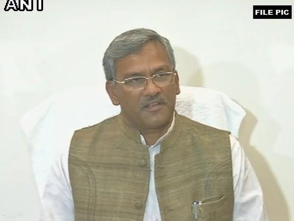 Chief Minister Trivendra Singh Rawat (file photo)