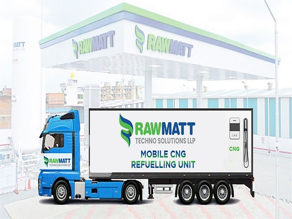 Rawmatt Industries and Tomasetto Achille India join hands to convert diesel tractors into CNG