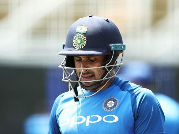 Indian batsman Ambati Rayudu