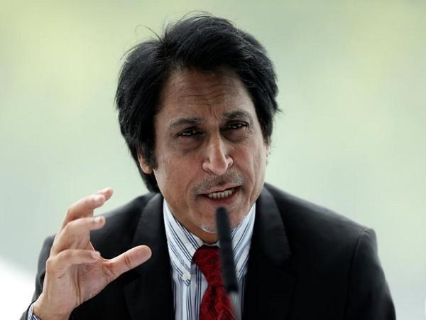 Former Pakistan batsman Ramiz Raja (file image)