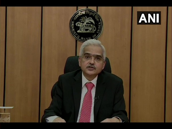 RBI Governor Shaktikanta Das addressing the media on Friday