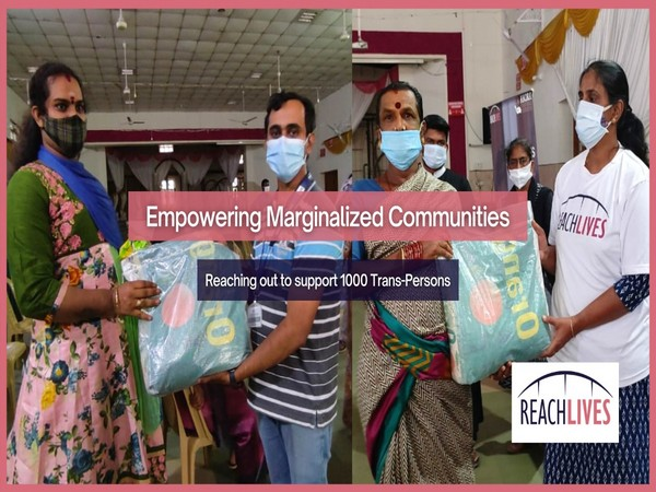 'Reach Lives' NGO supports over 1000 trans-persons