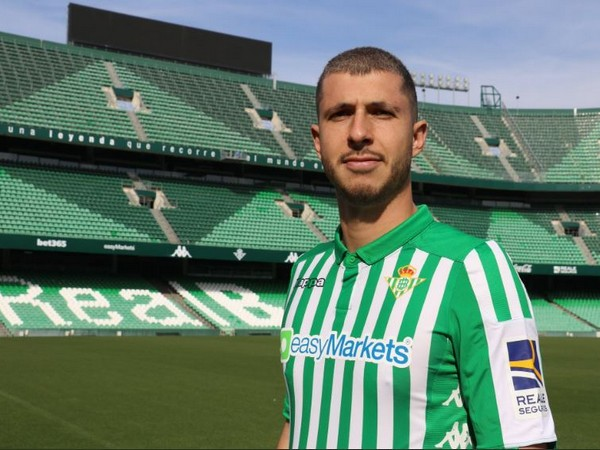 Midfielder Guido Rodriguez (Photo/ Real Betis Twitter)