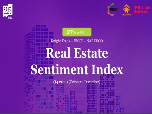 The western region saw the sharpest jump in future sentiment index