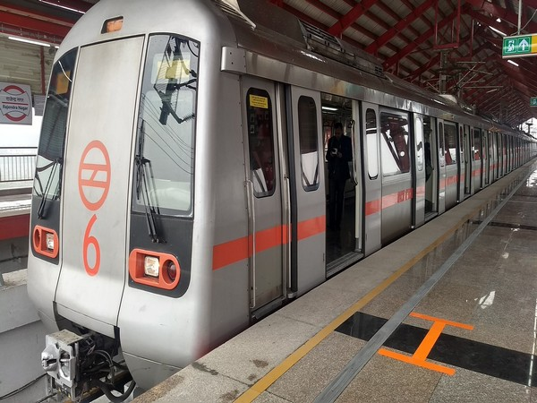 DMRC resume services of Red Line on Thursday. (Photo: Twitter)