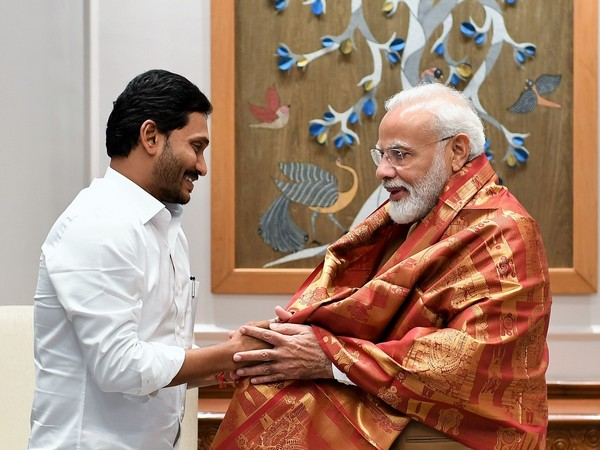 Andhra Pradesh Chief Minister Jagan Mohan Reddy met Prime Minister Narendra Modi on Wednesday in New Delhi. (File Photo)