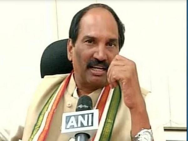 Telangana Pradesh Congress Committee Chief Uttam Kumar Reddy