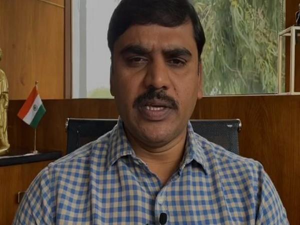 BJP Andhra Pradesh general secretary S Vishnuvardhan Reddy