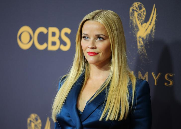 Reese Witherspoon at 69th Primetime Emmy Awards