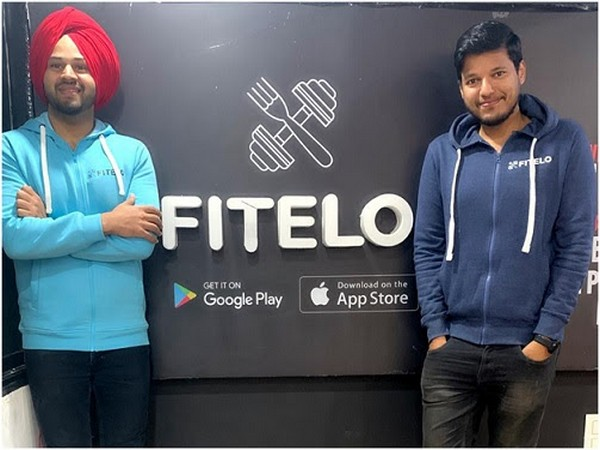 Fitelo Co-founders, Mehakdeep Singh and Sahil Bansal