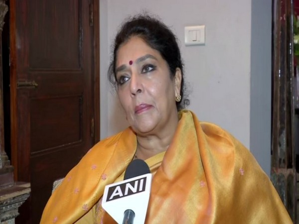 Congress leader and former union minister Renuka Chowdhury (File photo)