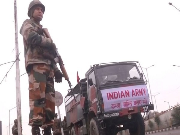 A high alert has been sounded in view of Pakistan's attempts to create disturbances in the Valley.