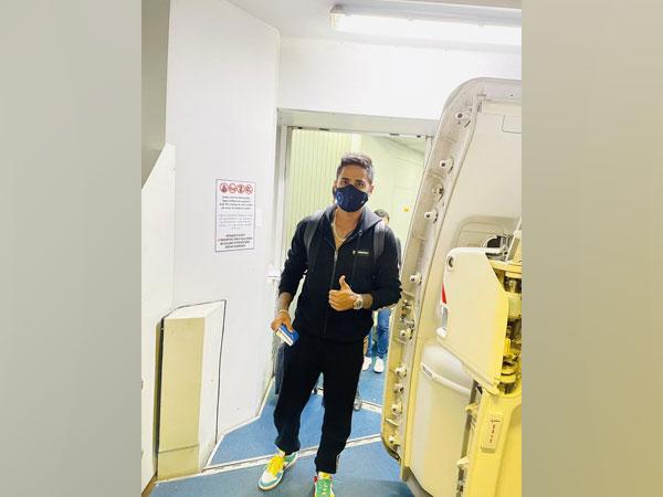India batsman Suryakumar Yadav (Photo/ Suryakumar Yadav Twitter)