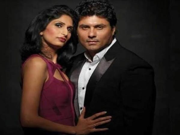 Reshma and Riyaz Gangji MD and Director of Libas Designs Ltd.