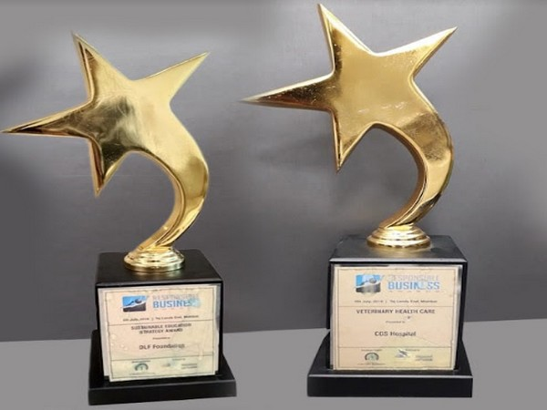 Responsible Business Award 2019 for excellence in Veterinary Health Care and Sustainable Education Strategy