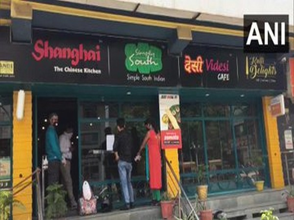 Restaurants have resumed services in Ghaziabad.