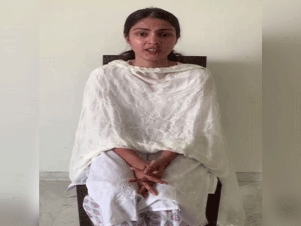 Actor Rhea Chakraborty. (File photo)
