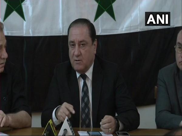 Syrian Ambassador to India Dr. Riad Abbas
