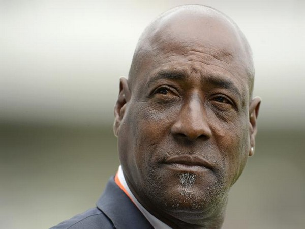 West Indies great Viv Richards