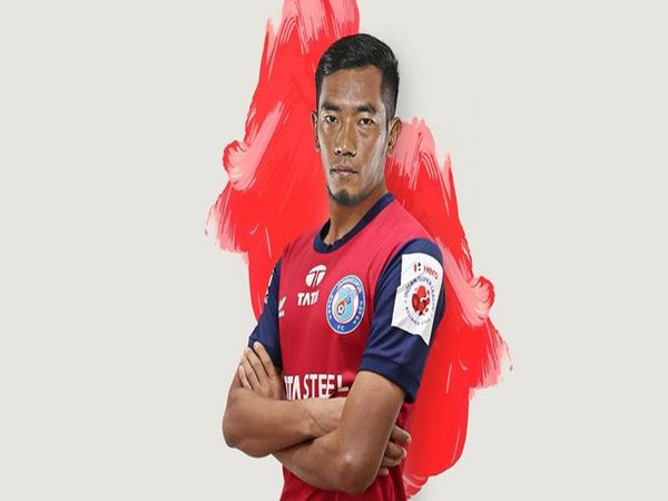 Indian defender Ricky Lallawmawma (Photo/Jamshedpur FC Twitter)