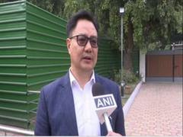 Union Minister for Youth Affairs and Sports Kiren Rijiju (File photo)