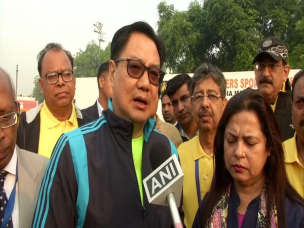 Minister of State for Youth Affairs and Sports Kiren Rijiju (file photo)