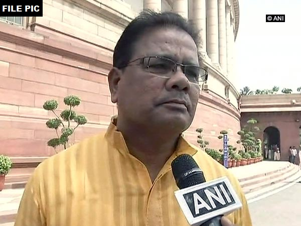 Congress MP and Assam Congress Committee President Ripun Bora (File Pic)