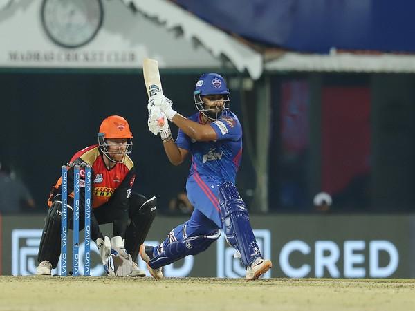 Delhi Capitals skipper Rishabh Pant (Photo/ IPL Twitter)