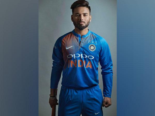India wicket-keeper batsman Rishabh Pant (Photo/Rishabh Pant Twitter)