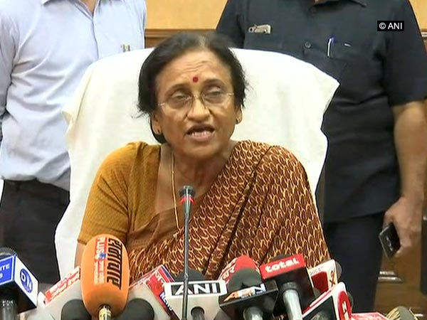 UP Women and Child Welfare Minister Rita Bahuguna Joshi