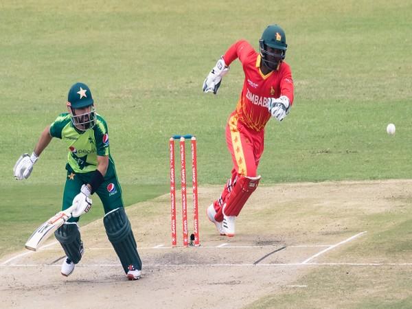 Pakistan batsman Mohammad Rizwan (Photo/ ICC Twitter)