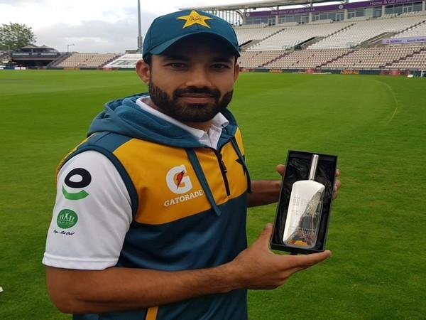 Pakistan's Mohammad Rizwan (Photo/Pakistan Cricket Twitter)