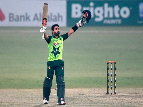 Pakistan wicketkeeper Mohammad Rizwan (Photo/ ICC Twitter)