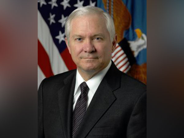 Former US Defence Secretary Robert Gates (File photo)