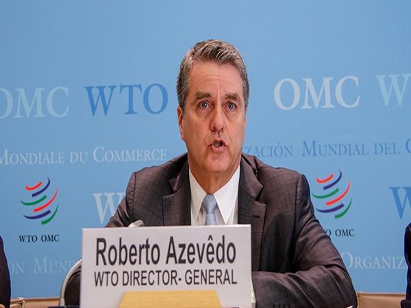 World Trade Organisation Chief Roberto Azevedo (credit: WTO Twitter)