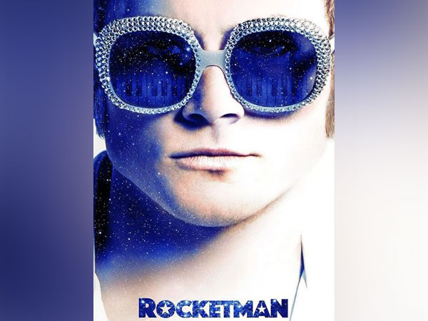 Poster of 'Rocketman' (Image courtesy: Instagram)