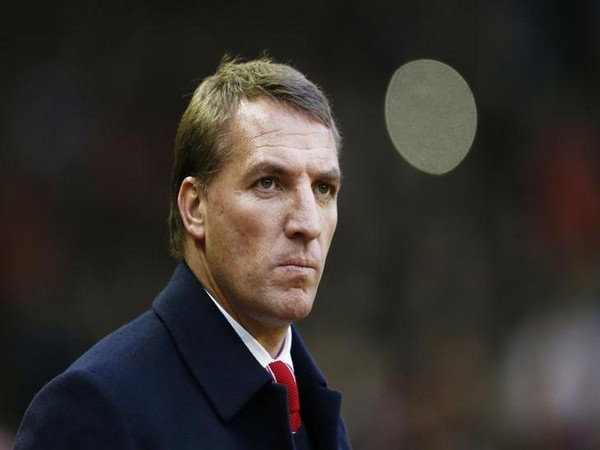 Leicester City manager Brendan Rodgers. (File photo)