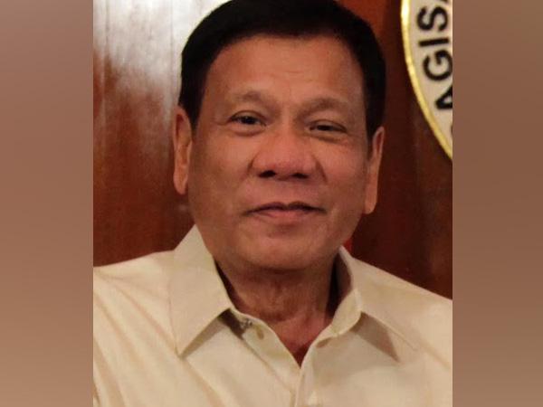 Philippine President Rodrigo Duterte (File Photo)