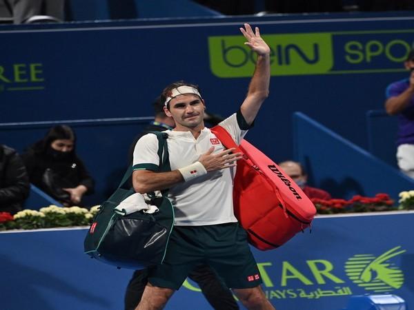 Swiss tennis player Roger Federer (Photo/ Roger Federer Twitter)