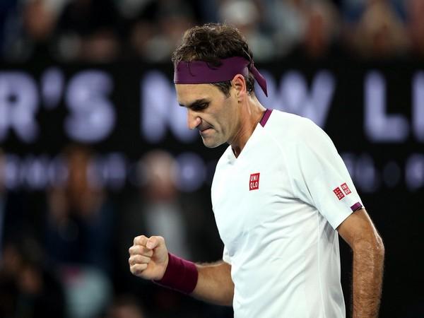 Roger Federer (Image: Australia Open Twitter)