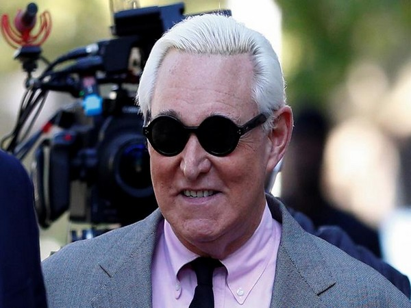 Former Trump campaigner, Roger Stone (File pic)