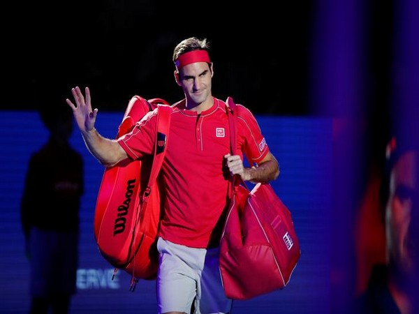 Swiss tennis ace Roger Federer (File photo)