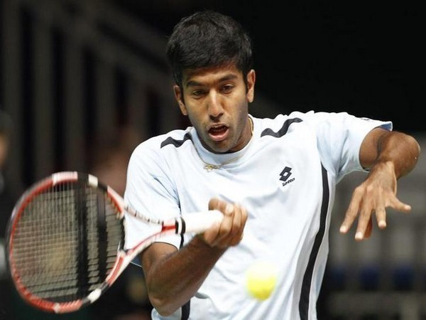Indian tennis star Rohan Bopanna