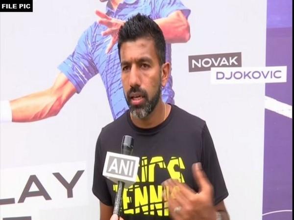 Indian Tennis player Rohan Bopanna (File photo)