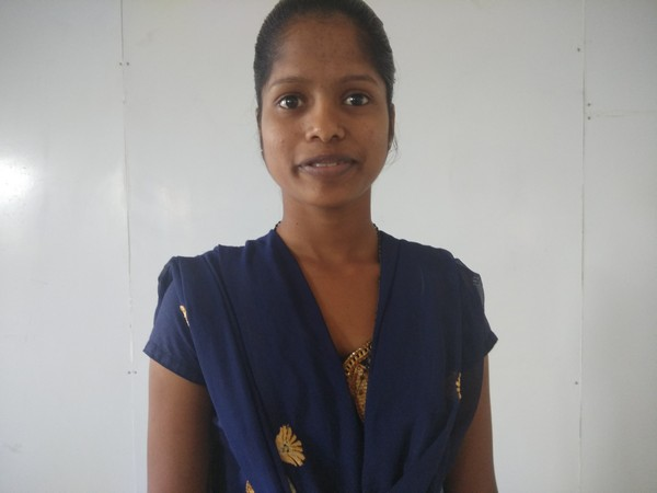 Rohini who leads the children's parliament begun by CSA in 2010
