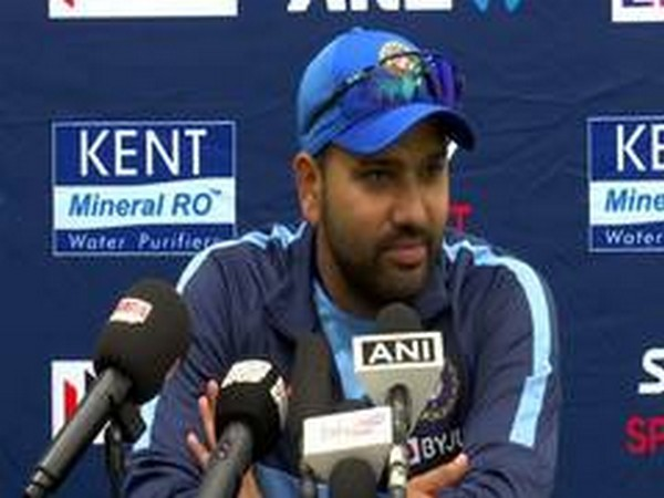 Indian cricketer Rohit Sharma (File photo)