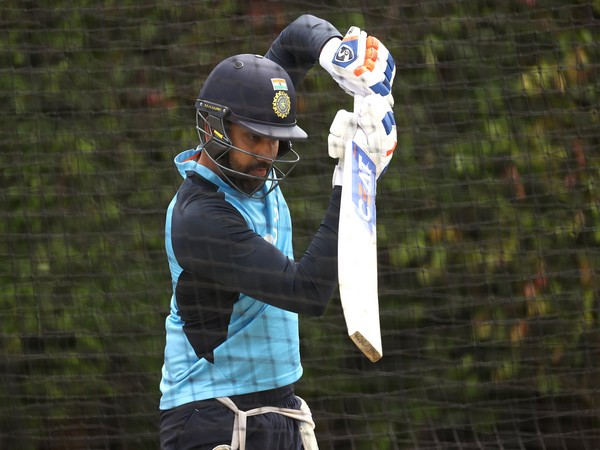 India batsman Rohit Sharma (Photo/ BCCI Twitter)