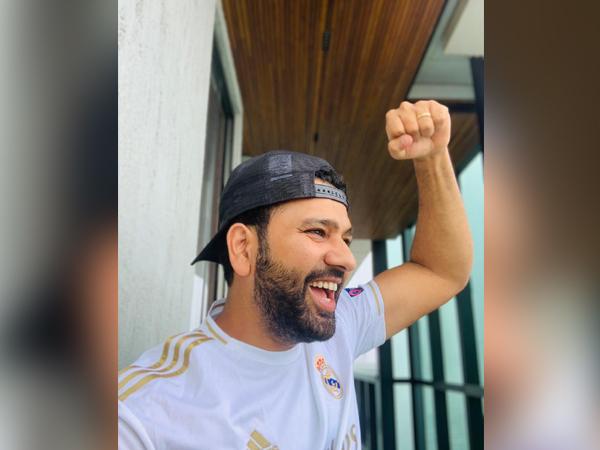 India batsman Rohit Sharma (Photo/Rohit Sharma Twitter)