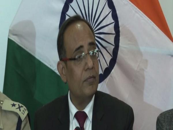 Rohit Kansal, Principal Secretary, Jammu and Kashmir